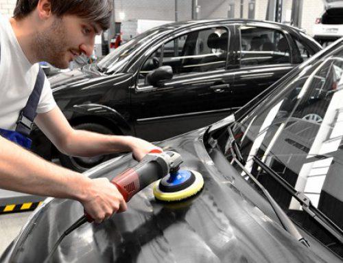 Autoaufbereitung